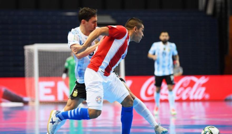 El Futsal a paso firme en la defensa del título mundial - En Agenda